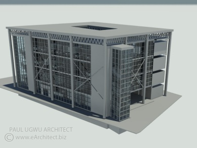 International Library Architecture Competition